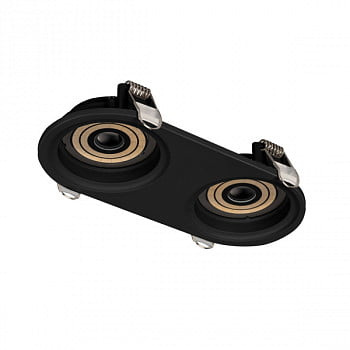 Корпус PLURIO-BASE-BUILT-RS185x85 (BK, 1-2, 200mA)