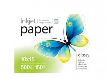 Фотобумага PME1355004R PrintPro Photo paper matte 135g/m, 10x15, 500pc.